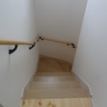 家の階段は軽い運動をするのにぴったりらしいです